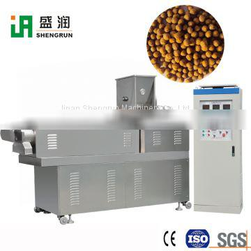 Animal Fish Feed Pellet Production Machinery Line