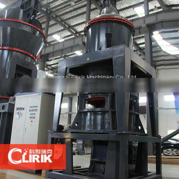 Carbonate of lime grinding plant