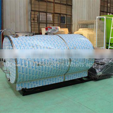 With CE Certificate Support Milk Cooling Tank