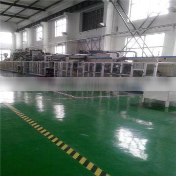 Machine can produce many kinds of diapers with high efficiency 2015
