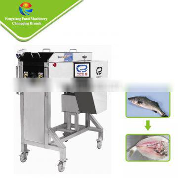 Automatic Stainless Steel Commercial Big Fish Filleting Machine