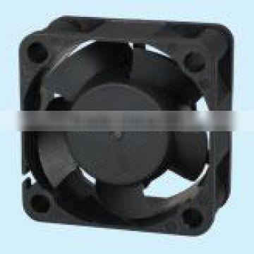 Taiwan TUV CE UL ROHS Certified Customized Small DC Axial Cooling Fan Plastic Impeller in 40x40x20mm with HIGH SPEED