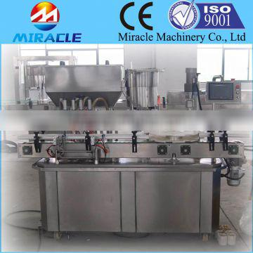 New technology Fully automatic Quick speed and high precision honey filling machine (0086 13603989150)