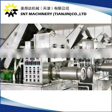 Full automatic instant rice noodle making machine