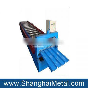 mobile arch roof forming machine