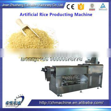 long Synthetic rice production line