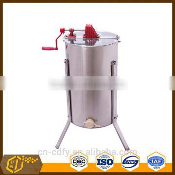 Factory Wholesale High Quality 2 Frames Stainless Steel Honey Extractor