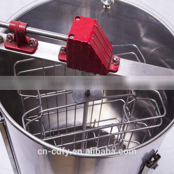 2Frames Stainless Steel Honey Extractor With Legs From Manufacturer In China
