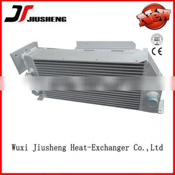 high heating weight of heat exchagner of air compressor