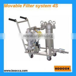 Movable Filter system 4S+Pump