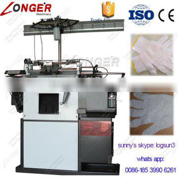 Commercial Cotton Glove Knitting Maker Machine