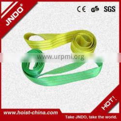 hot sell load equipment parts Polyester Web sling