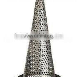 stainless steel metal mesh cone filter(Korea technology)