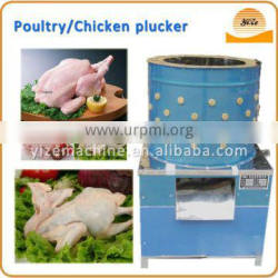 High quality industrial poultry plucker chicken plucking machine for sale