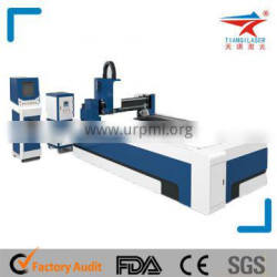 CNC Pipe Bending and Cutting Machine with Scroll Handle