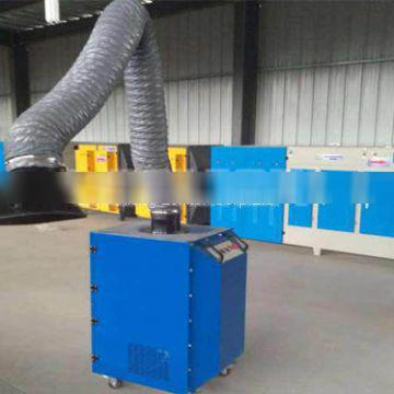 portable welding fume dust collector purifier