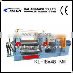 Rubber & Plastic Open Mixing Mill Machinery