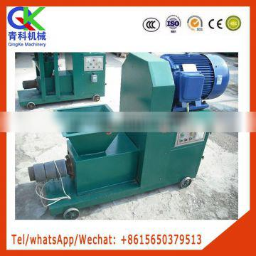 Multifunctional automatic charcoal rods forming machine