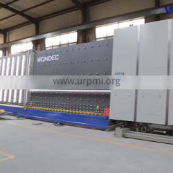 Glass window line making machine for double procession machine/double processing