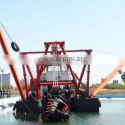 18inch hydraulic cutter suction dredger of 15m dredging depth