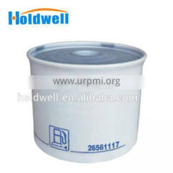 Holdwell diesel generator 10000-51232 901-202 fuel filter for FG Wilson 6.8KVA-13.5KVA with 403 engine