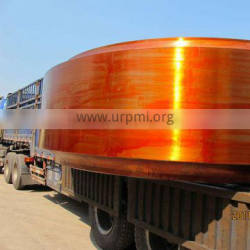 Supply high quality alloy steel casting Dryer riding ring