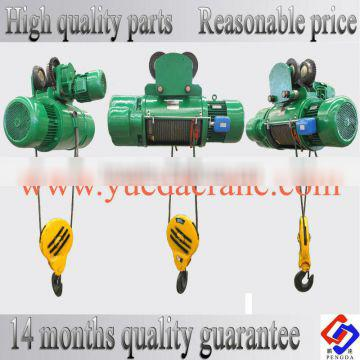 Wire rope electric hoist 5 ton electric hoist