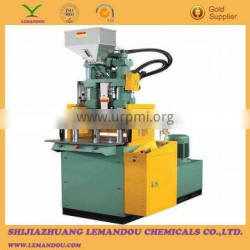 duoble color tooth brush vertical injection molding machine