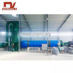 Wood Sawdust Drying system for sale