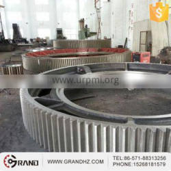Customized large Kiln Ring Gears with High precision