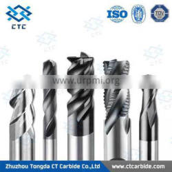 Factory supply high quality carbide chamfering end mills