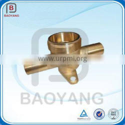 China high precision casting body electric brass water meter