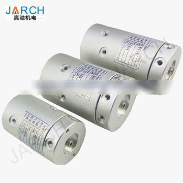 4 Passages Pneumatic Rotary Union With 0.7Mpa Max Pressure , Coupling Type Pneumatic Rotary Joint For Filling Plant