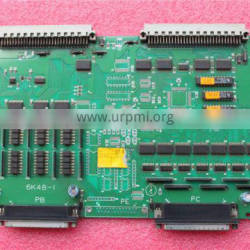 Techmation 2BP_S600_IO48 control card , I/Oboard for Haitian injection molding machine