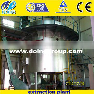 Plant Oil Extraction Machines/leaching workshop/oil seed solvent extraction plant/castor Oil Extraction machinery
