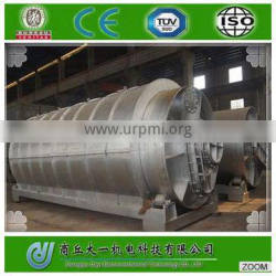 100% Safe ,Easy Operation Tyre Waste To Oil Pyrolysis Plant 5-20TPD