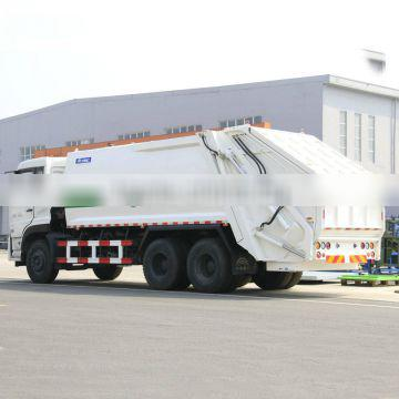 YUTONG Professional 12m3 Dustbin volume Compression Garbage Truck