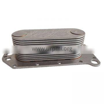 dongfeng diesel engine parts 6CT oil cooler core 3974815 Aftermarket Parts