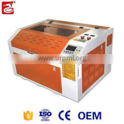 2016 small Co2 laser engraving machine 4060 for wallet Supplier's Choice