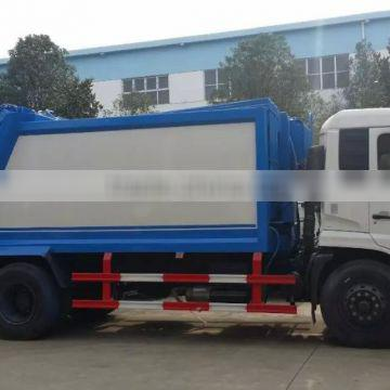 Dongfeng 13 cubic and more meters cubic sales of garbage truck