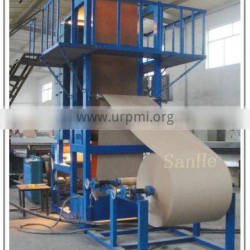 Running stable Evaporative cooling pad production line