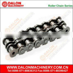A series double-strand roller chain and bushing chain