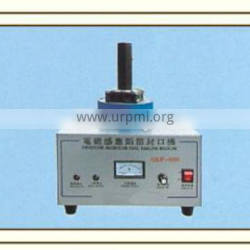 easy to operate and high quality aluminum foil sealing machine