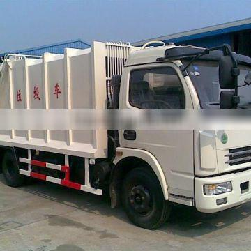 Dongfeng EQ5081T 4x2 compact garbage truck 6cbm