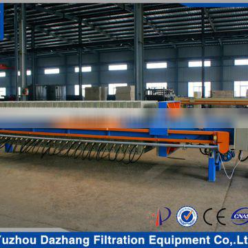 Hot-selling wastewater filter press