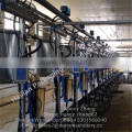 Dairy Automatic Milking Parlour System with Flow Milk Meter
