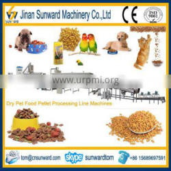 Stainless Steel Quality Dog Pellet Extrusion Machine