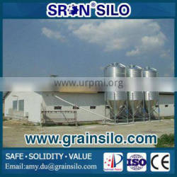 All-round Safety Feed Silo for Sale Used for Chicken Farms