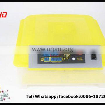 HHD household full automatic mini 48 eggs poultry incubator machine for sale with good quality