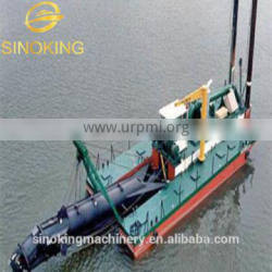 China made hot sale cutter suction dredger-Water Flow Rate 3000m3/h
